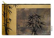 Hope And Bamboo Carry-all Pouch