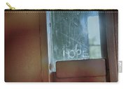 Hope In Prison Door Carry-all Pouch