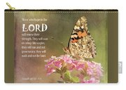 Hope In The Lord Carry-all Pouch