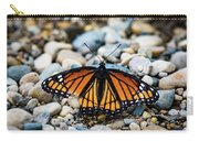 Hope Of The Monarch Butterfly Carry-all Pouch