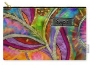 Hope Springs Anew Carry-all Pouch