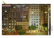 Hope Street Night Dtla Carry-all Pouch