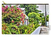 Hopetown Gardens Carry-all Pouch