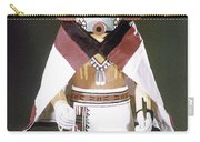 Hopi Kachina Doll Carry-all Pouch