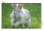 Hopping Rabbit Carry-all Pouch