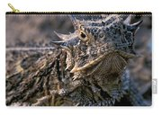 Horn Toad Carry-all Pouch
