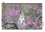 Horned Owl Carry-all Pouch