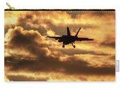 Hornet Sunset Carry-all Pouch