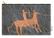 Horse And Arrow Carry-all Pouch