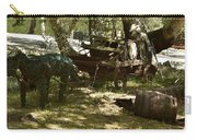 Horse And Buggy Carry-all Pouch