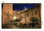 Horse And Carriage Seville Spain Carry-all Pouch