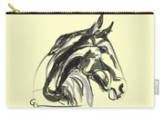 horse - Apple digital Carry-all Pouch