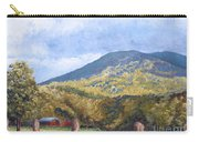 Horse Barn At Cades Cove Carry-all Pouch