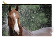 Horse Bath I Carry-all Pouch