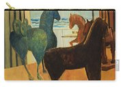 Horse Collection Carry-all Pouch