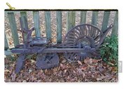 Horse Drawn Corn Planter Carry-all Pouch