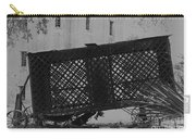 Horse Drawn Paddy Wagon Carry-all Pouch
