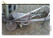 Horse Drawn Seeder Carry-all Pouch