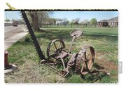 Horse Drawn Sickle Mower Carry-all Pouch
