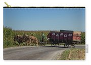 Horse Driven Carry-all Pouch