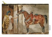 Horse Eastern Carry-all Pouch