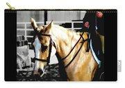 Horse Equus Ferus Caballus V2 Carry-all Pouch