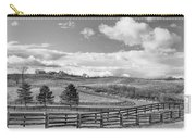 Horse Farm 5 Bw Carry-all Pouch