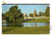 Horse Farm Pond Carry-all Pouch