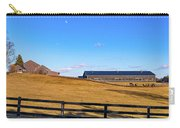 Horse Farm - Rising Moon Carry-all Pouch