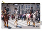 Horse Guard At Parade Carry-all Pouch