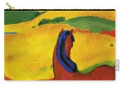 Horse In A Landscape 1910 Carry-all Pouch