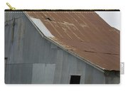 Horse In Barn Carry-all Pouch