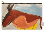 Horse In Contemplation Carry-all Pouch