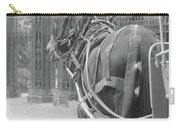 Horse In The Quarter Carry-all Pouch