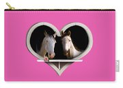 Horse Lovers Carry-all Pouch