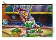 Horse Of Another Color Carry-all Pouch by Jon Burch Photography