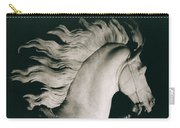 Horse Of Marly Carry-all Pouch by Coustou