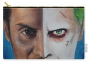 Moriarty And The Joker Carry-all Pouch