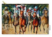 Horse Race Carry-all Pouch