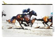 Horse Racing Dreams 1 Carry-all Pouch