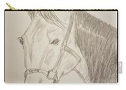 Rosie The Horse Carry-all Pouch