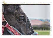 Horse Riding Horse Carry-all Pouch