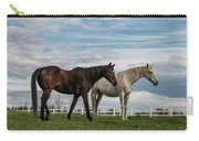 Horses #2 Carry-all Pouch