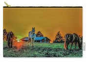 Horse Shine Carry-all Pouch