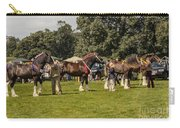 Horse Show Carry-all Pouch