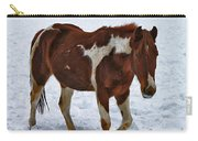 Horse With No Name Carry-all Pouch