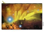 Horsehead Nebula Carry-all Pouch by Corey Ford