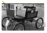 Horseless Carriage-bw Carry-all Pouch