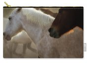 Horses-02 Carry-all Pouch