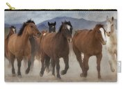 Horses-03 Carry-all Pouch